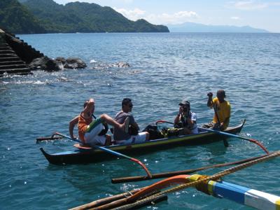 Guijalo port boat ride
