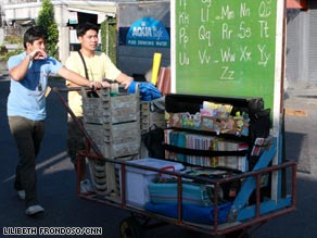 Pushcart Educator