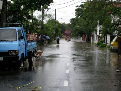 Our Flooded Street